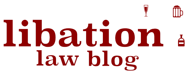 Libation Law Blog